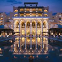 Shangri-La Hotel, Qaryat Al Beri, hotel in Abu Dhabi