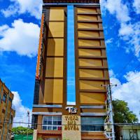Tiger One Hotel, hotel in Mandalay