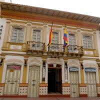 Hotel La Orquidea, hotel em Cuenca