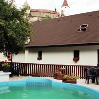 Penzion v Budech, hôtel à Křivoklát