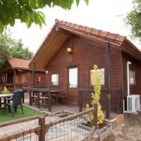 Camping Gironella, hotel en Gironella