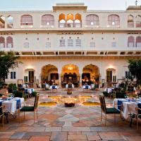 Samode Haveli – hotel w mieście Dżajpur