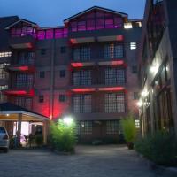67 Airport Hotel Nairobi, hotel em Nairobi