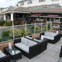 Inn On The Prom At The Fernlea Hotel, hotel in Lytham St Annes