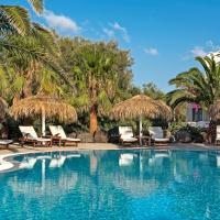 Atlantis Beach Villa, hotel in Perivolos