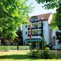 Parkhotel Klüschenberg, Hotel in Plau am See