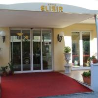Hotel Elisir, hotell i Rimini