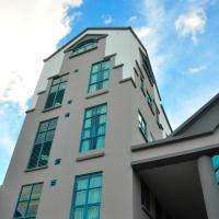 Tat Place Hotel, hotel in Kuala Belait