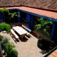 Hostal Casa Verde, hotel in Santa Ana