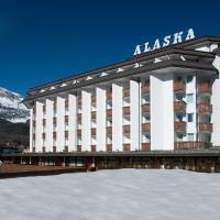 Hotel Alaska Cortina, отель в Кортина-д'Ампеццо