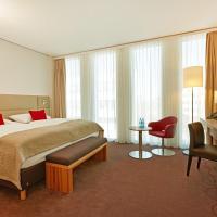 فندق إتش 4 ميونيخين ميسيه، فندق في ميونخ