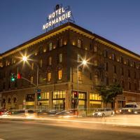 Hotel Normandie - Los Angeles, hotel in Koreatown, Los Angeles