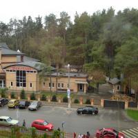 Hotel-Restaurant Complex Vensky, hotel in Brovary