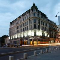 Capitol Hotel, отель в Бухаресте
