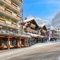 Hotel Central Wolter - Grindelwald, hotel in Grindelwald
