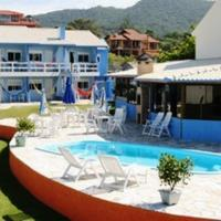Pousada Praia da Villa, hotel em Imbituba