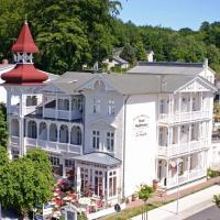 Hotel Villa Waldfrieden, Hotel in Ostseebad Sellin