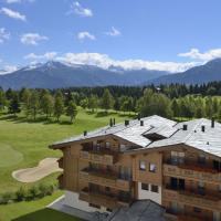 Guarda Golf Hotel & Residences, отель в Кран-Монтана