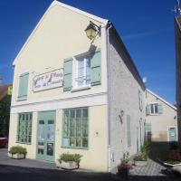 Logis Auberge De L'Omois, hotel in Baulne-en-Brie