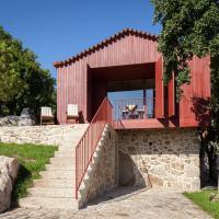 Traços de Outrora Casa da Rosalina, hotel in Vale de Cambra