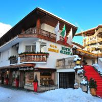 Hotel Olimpia, hotel in Cortina d'Ampezzo