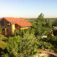 Villa u Vody, hotel in Podrezovo
