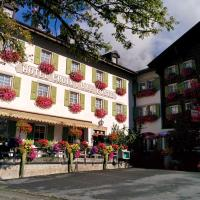 Hotel Croix d'Or et Poste - Swiss Historic Hotel, hotel in Münster