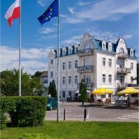 Hotel Nautilus, отель в Мендзыздрое