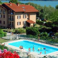 Residence Geranio, отель в городе Домазо
