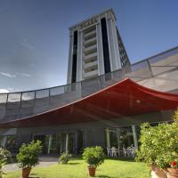 Panoramic Hotel Plaza, отель в Абано-Терме