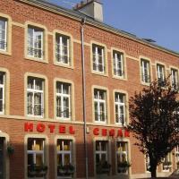 Cesar Hotel, hotel in Charleville-Mézières