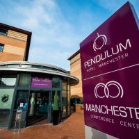 Pendulum Hotel, hotel a Manchester