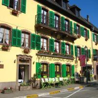 Hotel Restaurant Aux Trois Roses, hotel in La Petite-Pierre