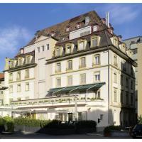 Hotel Weißes Kreuz, hotel in Bregenz