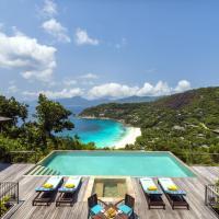 Four Seasons Resort Seychelles, отель в Бэ Лазар - Маэ