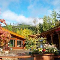 Kapristo Lodge, hotel em Golden