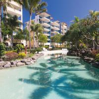 Oaks Sunshine Coast Seaforth Resort, hotel em Alexandra Headland