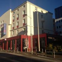 Hôtel Central Parc Oyonnax