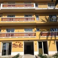 Villa Eva Hotel, отель в Вентимилье