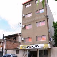 Munay Ledesma, hotel in Libertador General San Martín