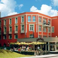 Grand Hotel Monopole, hotel in Valkenburg