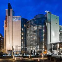 Radisson Blu Royal Hotel, Helsinki, отель в Хельсинки