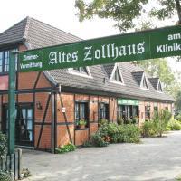 Altes Zollhaus am Klinikum, hotel near Lübeck Airport - LBC, Lübeck