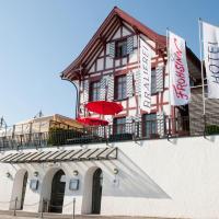 Hotel Brauerei Frohsinn, hotel in Arbon