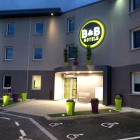 B&B Hôtel Clermont-Ferrand Nord Riom, hotel in Riom