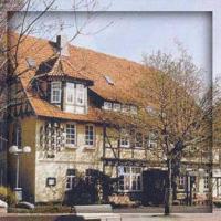 Hotel Ratskeller Gehrden, отель в городе Герден