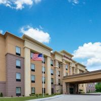 Hampton Inn Iowa City/University Area, hotel in Iowa City