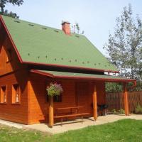 Chaty u rybníka Brodský, hotel en Červený Kostelec