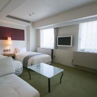 グランパークホテル エクセル福島恵比寿、福島市のホテル