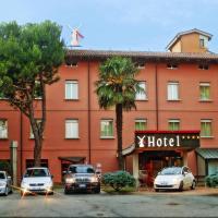 Hotel Molino Rosso, hotell i Imola